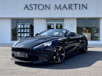 Aston Martin Vanquish V12 [595] S 2dr Volante Touchtronic image 10 thumbnail