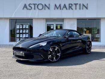Aston Martin Vanquish V12 [595] S 2dr Volante Touchtronic image 4 thumbnail