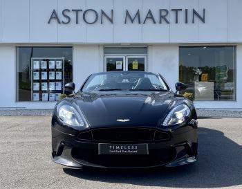 Aston Martin Vanquish V12 [595] S 2dr Volante Touchtronic image 2 thumbnail
