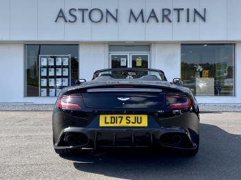 Aston Martin Vanquish V12 [595] S 2dr Volante Touchtronic image 7 thumbnail