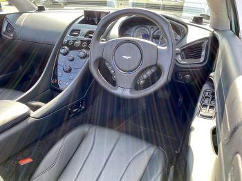 Aston Martin Vanquish V12 [595] S 2dr Volante Touchtronic image 13 thumbnail