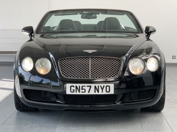 Bentley Continental GTC 6.0 W12 Mulliner 2dr image 4 thumbnail