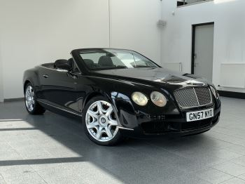 Bentley Continental GTC 6.0 W12 Mulliner 2dr image 1 thumbnail