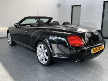 Bentley Continental GTC 6.0 W12 Mulliner 2dr image 3 thumbnail