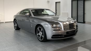Rolls-Royce Wraith V12 - Inspired by Film 6.6 Automatic 2 door Coupe (2015)