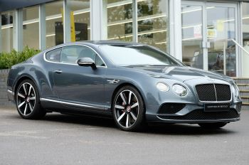 Bentley Continental GT 4.0 V8 S Mulliner Driving Spec 2dr image 1 thumbnail