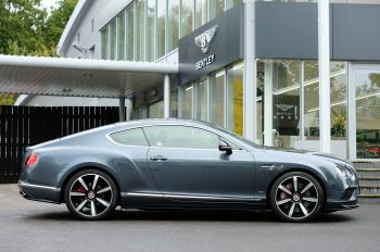 Bentley Continental GT 4.0 V8 S Mulliner Driving Spec 2dr image 3 thumbnail