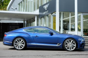 Bentley Continental GT 4.0 V8 2dr Mulliner Driving Specification image 3 thumbnail
