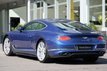 Bentley Continental GT 4.0 V8 2dr Mulliner Driving Specification image 5 thumbnail