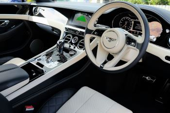 Bentley Continental GT 4.0 V8 2dr Mulliner Driving Specification image 12 thumbnail