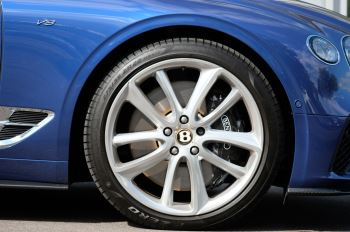 Bentley Continental GT 4.0 V8 2dr Mulliner Driving Specification image 10 thumbnail
