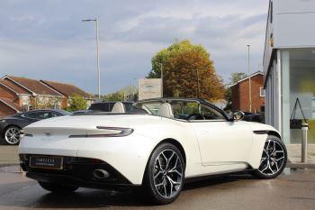Aston Martin DB11 Volante V8 Twin Turbo image 2 thumbnail