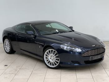 Aston Martin DB9 V12 2dr Touchtronic 5.9 Automatic Coupe (2005)