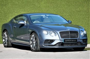 Bentley Continental GT 6.0 W12 [635] Speed 2dr image 1 thumbnail