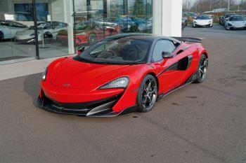 McLaren 600LT V8 2dr SSG 3.8 Automatic Coupe (2020)