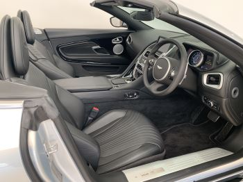 Aston Martin DB11 V8 Volante 2dr Touchtronic image 9 thumbnail