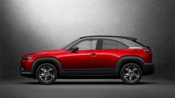 Mazda MX-30 107kW SE-L Lux 35.5kWh 5dr Auto thumbnail image