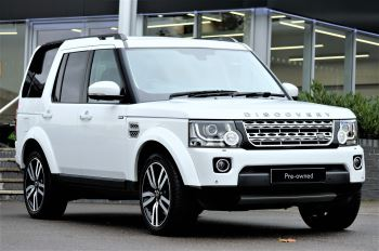 Land Rover Discovery 3.0 SDV6 HSE Luxury 5dr Diesel Automatic 4x4 (2015)