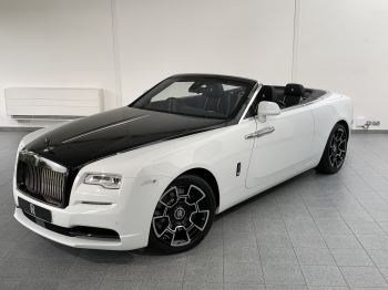 Rolls-Royce Black Badge Dawn Black Badge 2dr Auto 6.6 Automatic Convertible (2020)