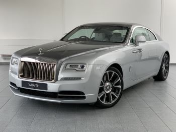Rolls-Royce Wraith 2dr Auto 6.7 Automatic Coupe (202)