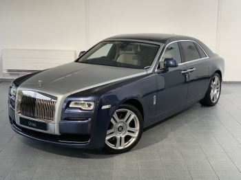 Rolls-Royce Ghost V12 SWB AUTO 6.6 Automatic 4 door Saloon (2017)
