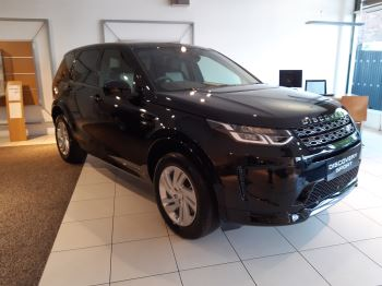 Land Rover Discovery Sport 2.0 D180 R-Dynamic S Diesel Automatic 5 door 4x4