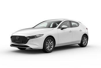 Mazda 3 Hatchback 2.0 e-Skyactiv-X MHEV SE-L Lux 5dr