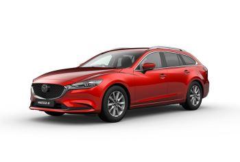 Mazda 6 Tourer SE-L Nav+ 2.0 145ps thumbnail image