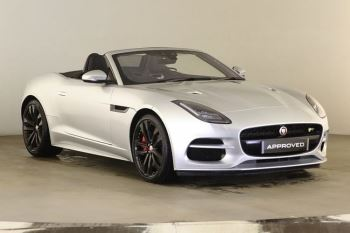 Jaguar F-TYPE 5.0 Supercharged V8 R 2dr AWD Automatic Convertible (2020)