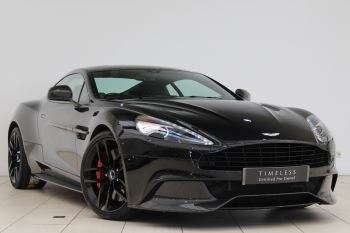 Aston Martin Vanquish V12 CARBON EDITION [568] 2+2 2dr Touchtronic 5.9 Automatic Coupe (2016)
