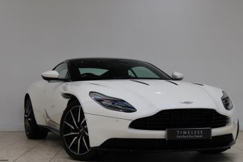 Aston Martin DB11 V12 2dr Touchtronic 5.2 Automatic Coupe (2017.5)