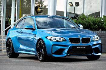 BMW M2 2dr DCT 3.0 Automatic Coupe (2017)