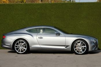 Bentley Continental GT 6.0 W12 2dr Mulliner Driving Specification image 3 thumbnail