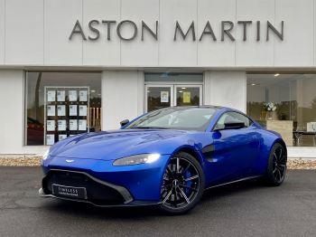 Aston Martin New Vantage 2dr ZF 8 Speed image 1 thumbnail