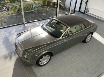 Rolls-Royce Phantom Drophead Coupe 2dr Auto image 15 thumbnail