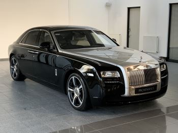 Rolls-Royce Ghost V-SPEC 4dr Auto image 1 thumbnail
