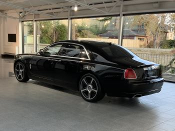 Rolls-Royce Ghost V-SPEC 4dr Auto image 10 thumbnail
