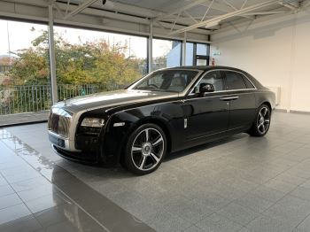 Rolls-Royce Ghost V-SPEC 4dr Auto image 11 thumbnail