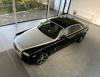 Rolls-Royce Ghost V-SPEC 4dr Auto image 4 thumbnail