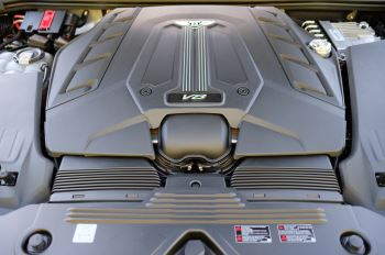 Bentley Bentayga 4.0 V8 First Edition 5dr Auto - Mulling Driving Specification image 10 thumbnail