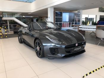 Jaguar F-TYPE 3.0 (380) S/C V6 Chequered Flag AWD SPECIAL EDITIONS Automatic 2 door Convertible