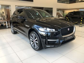 Jaguar F-PACE 2.0d R-Sport AWD Diesel Automatic 5 door Estate (16MY)