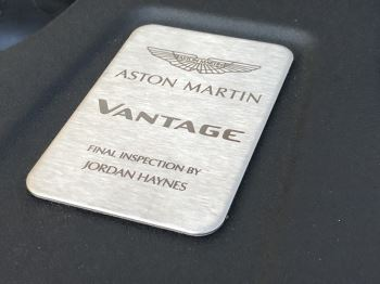 Aston Martin New Vantage 2dr ZF 8 Speed image 13 thumbnail