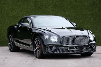 Bentley Continental GTC 4.0 V8 Mulliner Driving Spec 2dr Auto [Tour Spec] image 1 thumbnail