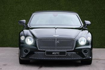 Bentley Continental GTC 4.0 V8 Mulliner Driving Spec 2dr Auto [Tour Spec] image 2 thumbnail