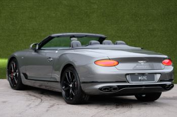 Bentley Continental GTC 4.0 V8 Mulliner Driving Spec Auto image 5 thumbnail