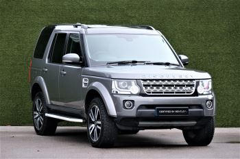 Land Rover Discovery 3.0 SDV6 HSE Luxury 5dr image 1 thumbnail