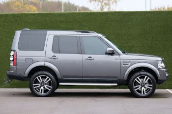 Land Rover Discovery 3.0 SDV6 HSE Luxury 5dr image 4 thumbnail