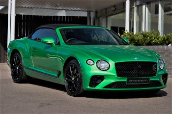 Bentley Continental GTC 6.0 W12 2dr Mulliner Driving Specification image 1 thumbnail