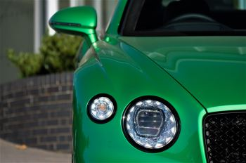 Bentley Continental GTC 6.0 W12 2dr Mulliner Driving Specification image 6 thumbnail